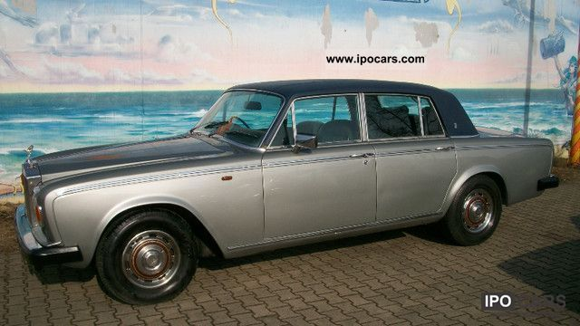 Rolls Royce  Silver Shadow II 1977 Vintage, Classic and Old Cars photo