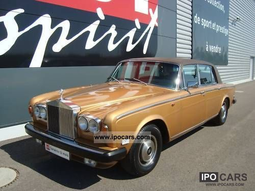 Rolls Royce  Silver Wraith II 1977 Vintage, Classic and Old Cars photo