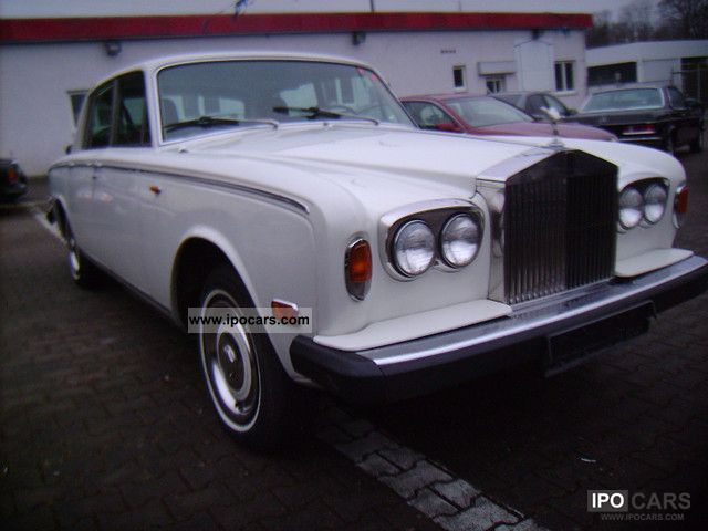 Rolls Royce  L.H.D 1973 Vintage, Classic and Old Cars photo