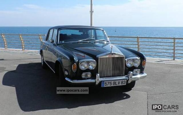 Rolls Royce  Silver Shadow from the South of France! 1977 Vintage, Classic and Old Cars photo