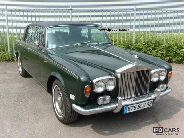 1977 rolls royce silver shadow from the south of france car photo and specs. Black Bedroom Furniture Sets. Home Design Ideas