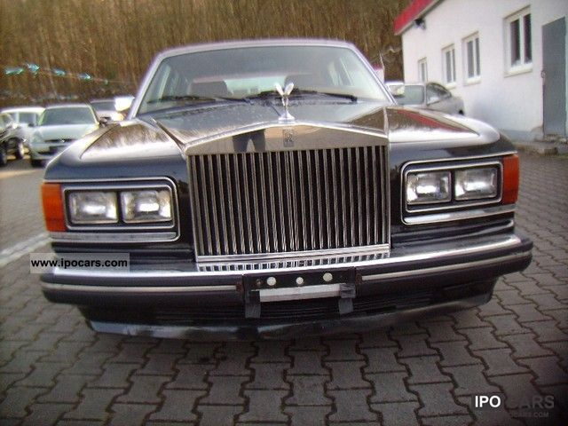 1991 Rolls Royce  Silver Spur Limousine Used vehicle photo