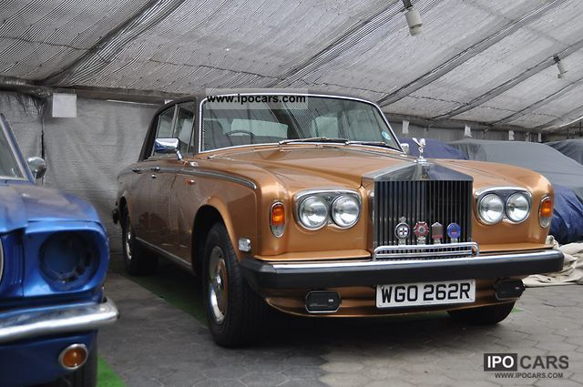Rolls Royce  Silver Shadow 1977 Vintage, Classic and Old Cars photo