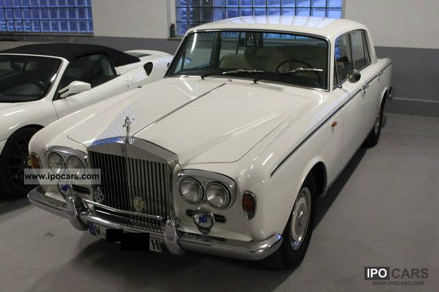 Rolls Royce  Silver Shadow I * H * LHD-approved * 1967 Vintage, Classic and Old Cars photo