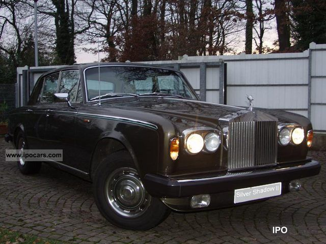 Rolls Royce  Silver Shadow 1979 Vintage, Classic and Old Cars photo