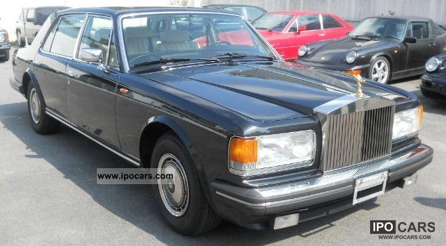 1994 Rolls Royce  Silver Spur III \ Limousine Used vehicle photo