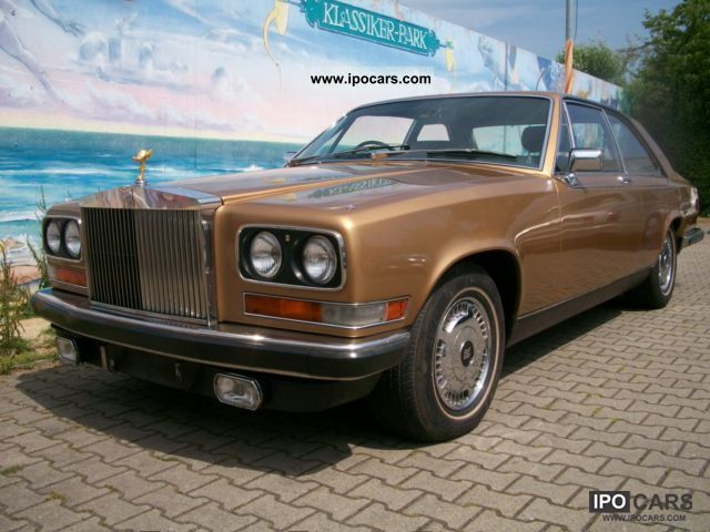 1975 Rolls Royce  Camargue RHD Sports car/Coupe Used vehicle photo
