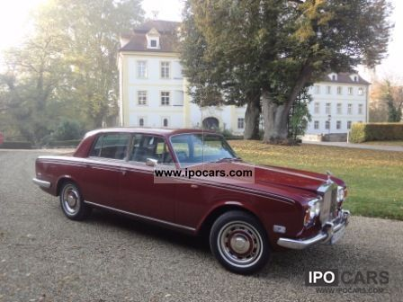 Rolls Royce  Silver Shadow 1973 Vintage, Classic and Old Cars photo