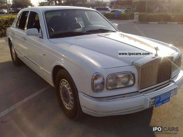 1999 rolls royce rr silver seraph car photo and specs. Black Bedroom Furniture Sets. Home Design Ideas