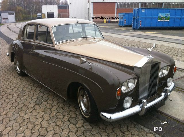 Rolls Royce  Silver Cloud III, H-plates 1963 Vintage, Classic and Old Cars photo