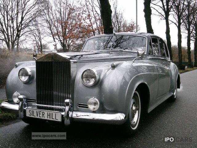 Rolls Royce  Silver Cloud 1959 Vintage, Classic and Old Cars photo