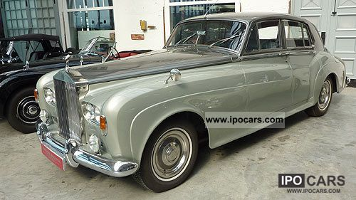 Rolls Royce  Silver Cloud 1964 Vintage, Classic and Old Cars photo