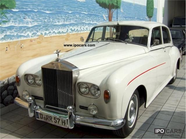 Rolls Royce  Silver Cloud III 1967 Vintage, Classic and Old Cars photo