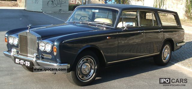 Rolls Royce  Touring Sedan 1968 Vintage, Classic and Old Cars photo