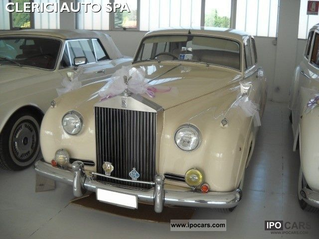 Rolls Royce  Cloud SILVER CLOUD I 1957 Vintage, Classic and Old Cars photo