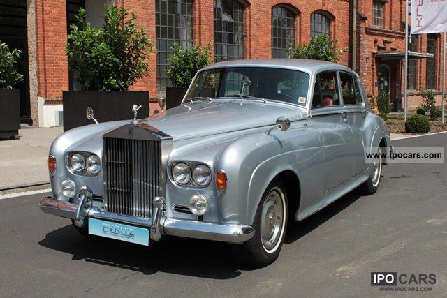 Rolls Royce  Silver Cloud III 1965 Vintage, Classic and Old Cars photo