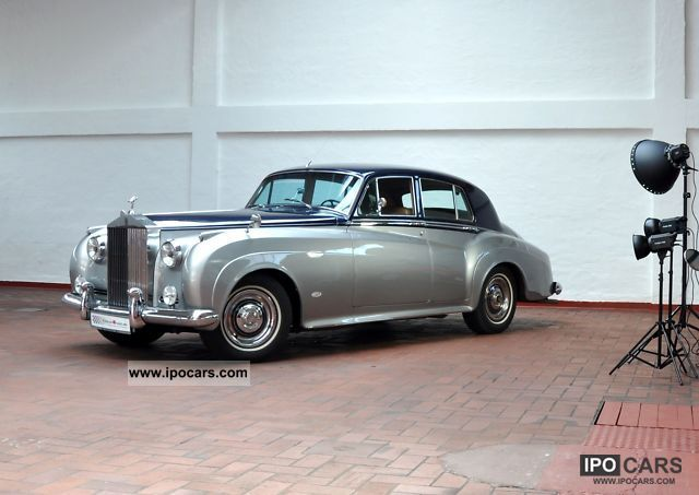 Rolls Royce  Silver Cloud 2 V8 LHD 1960 Vintage, Classic and Old Cars photo