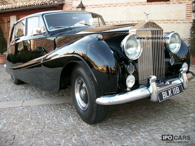 Rolls Royce  Phantom (Silver Wraith) Freestone & Webb 1957 Vintage, Classic and Old Cars photo