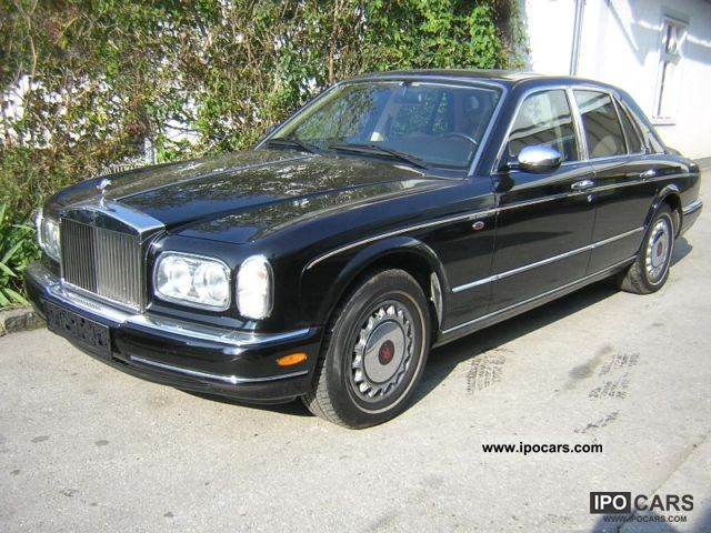 2001 Rolls Royce  Silver Seraph / Orig.Zustand EXP 55,000. - Limousine Used vehicle 			(business photo