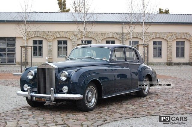 Rolls Royce  Silver Cloud II, original 1962 Vintage, Classic and Old Cars photo