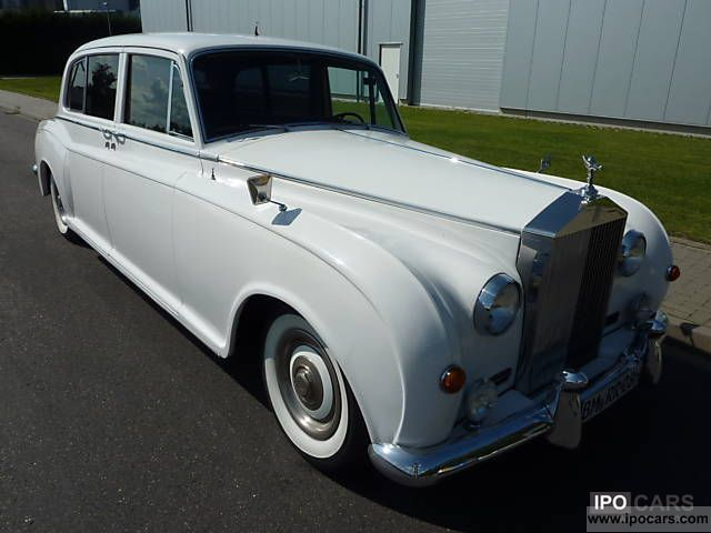 Rolls Royce  Phantom V Park Ward LHD 1960 Vintage, Classic and Old Cars photo