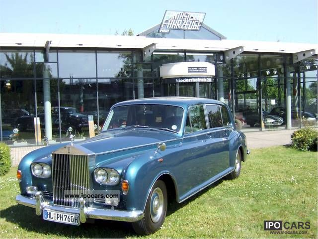 Rolls Royce  Phantom VI 1976 Vintage, Classic and Old Cars photo