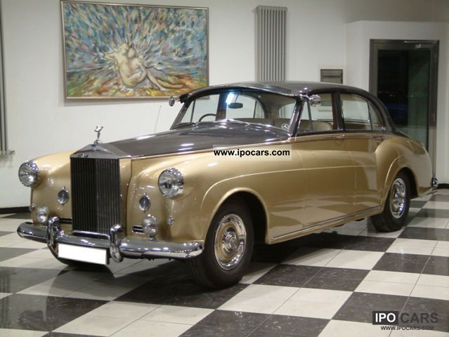 Rolls Royce  Rolls-Royce Silver Cloud II - UNICO ESEMPLARE AL 1956 Vintage, Classic and Old Cars photo