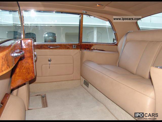 1967 Rolls Royce Phantom V, ex Royal Family Limousine ...