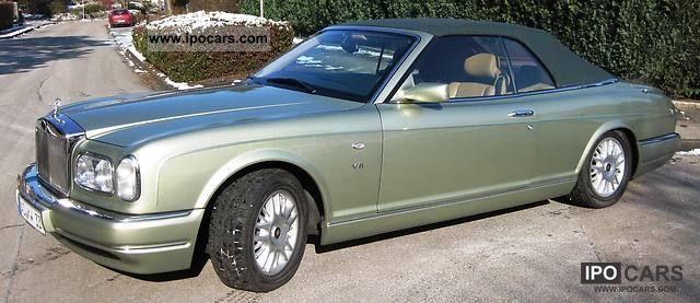 2001 Rolls Royce  Corniche Cabrio / roadster Used vehicle photo