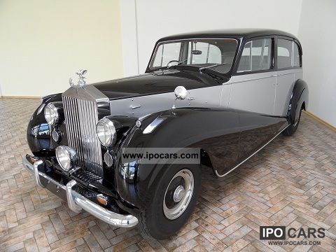 Rolls Royce  Silver Wraith Park Ward 1953 Vintage, Classic and Old Cars photo