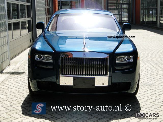 2011 Rolls Royce  Ghost (EXPORT ONLY!! Outside of EU) Limousine Pre-Registration photo