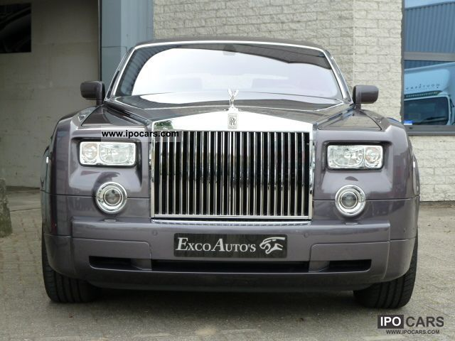 2010 Rolls Royce  EZ 12-2010 229 000 Net New Car Limousine Used vehicle photo