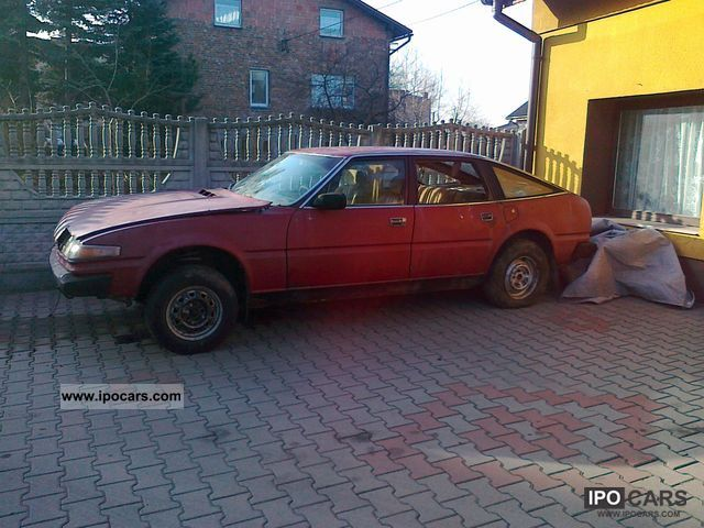 Rover  rover sd1 3.5 V8 3500 never kompletny z papierami 1979 Vintage, Classic and Old Cars photo