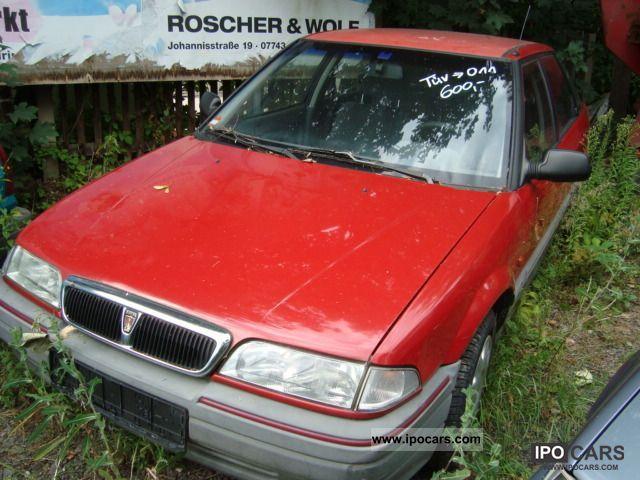 1994 Rover  Identical 214 Si Honda Concerto! Limousine Used vehicle photo