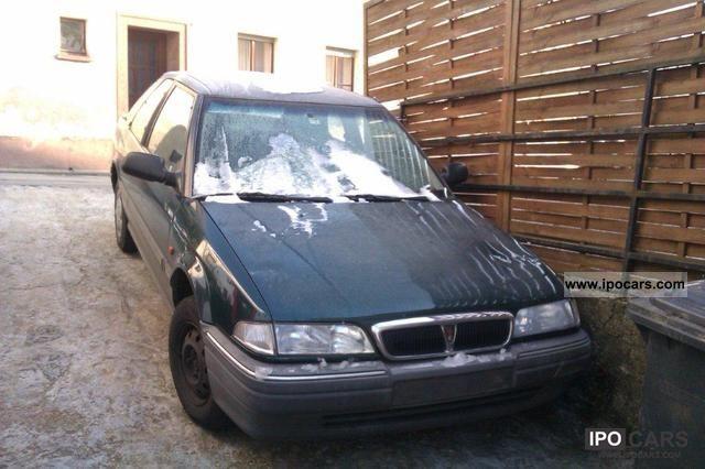 1995 Rover  214 i Limousine Used vehicle photo