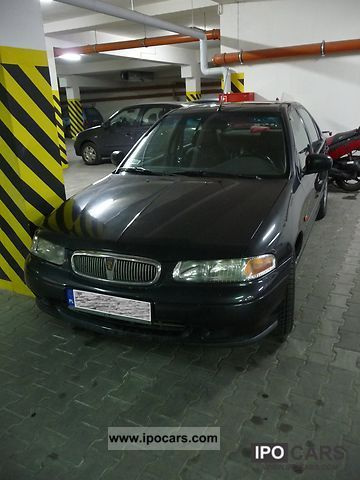 1998 Rover  420 D Other Used vehicle photo