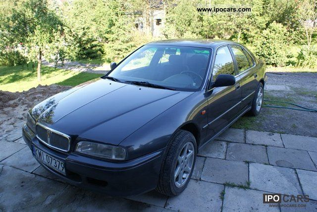 1996 Rover  Si 620 - Gaz BRC Other Used vehicle photo