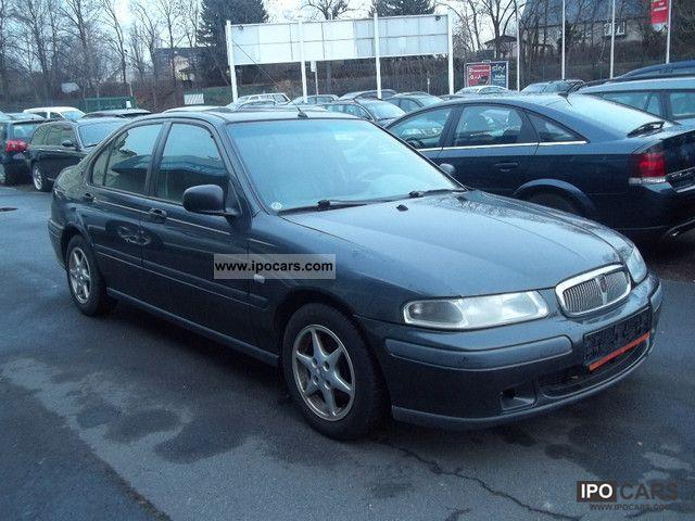 1999 Rover  414 i Limousine Used vehicle photo