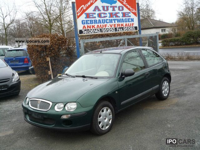 2001 Rover  25 2.0 TD * Basic * TOP OFFER EURO 3 * 101HP * Small Car Used vehicle photo