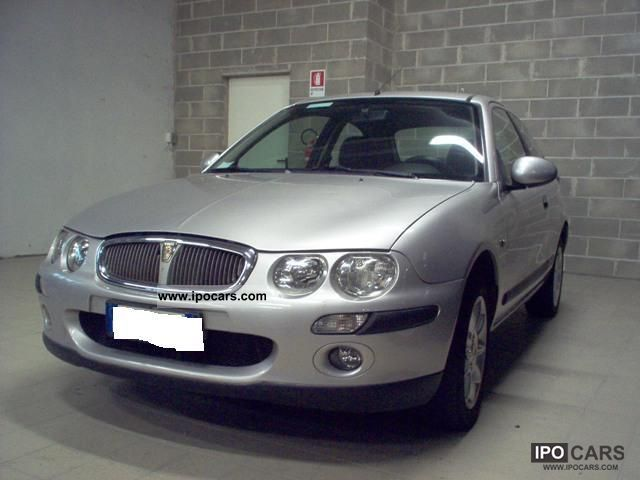 2001 Rover  25 Small Car Used vehicle photo