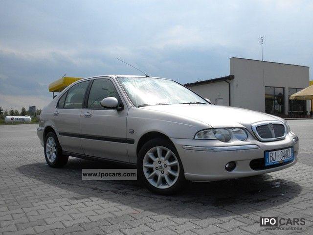 2002 Rover  45-bezwypadek gwarancja nowa-jak Other Used vehicle photo