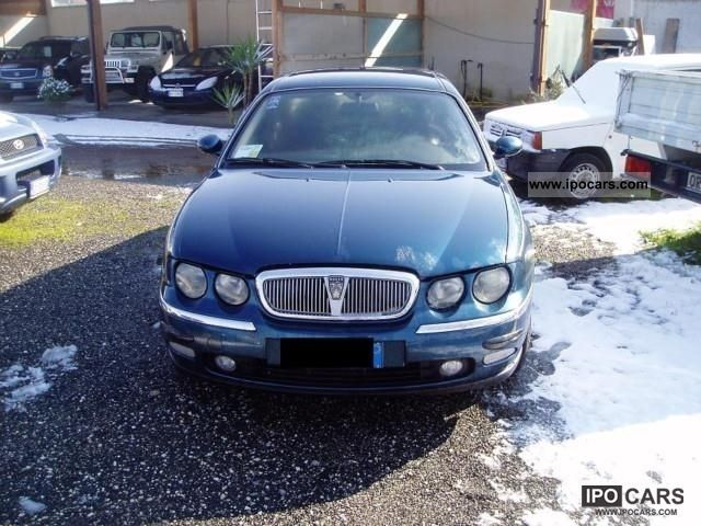 Rover  75 2.0 V6 GPL 2000 Liquefied Petroleum Gas Cars (LPG, GPL, propane) photo