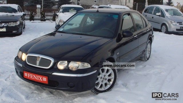 2002 Rover  45 16V AIR Other Used vehicle photo