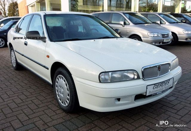 1994 Rover 620 Si Automatic Power Zv Car Photo And