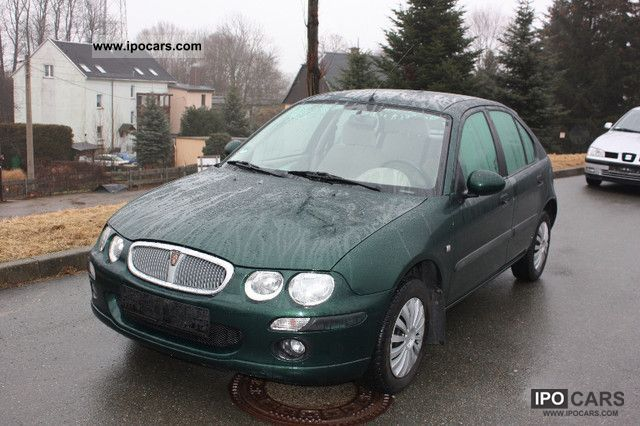 2002 Rover  25 1.6 Flat Small Car Used vehicle photo