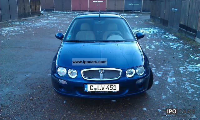 2003 Rover  25 2.0 TD Classic Small Car Used vehicle photo