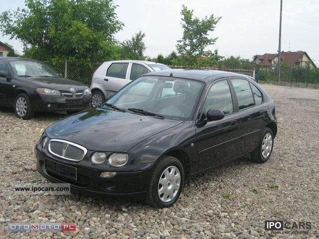 2000 Rover  25 2.0 D Other Used vehicle photo