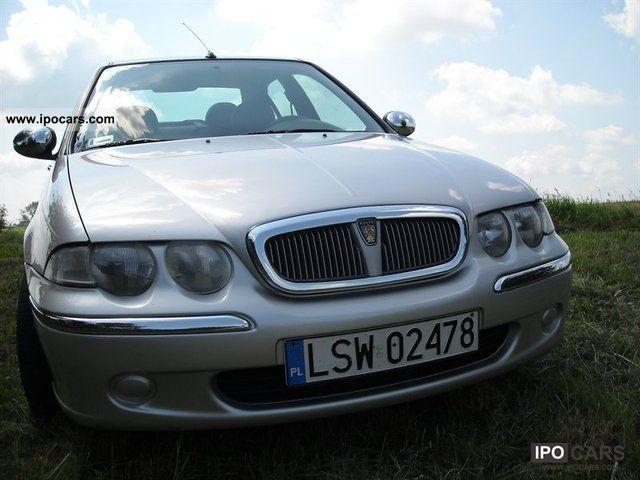 2001 Rover  45 Sedam Other Used vehicle photo