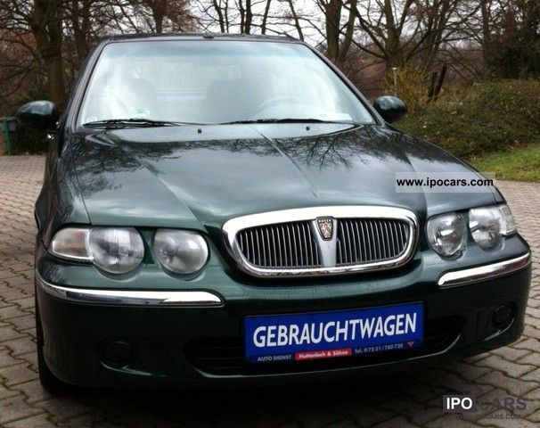 2000 Rover  45 1.6 Classic Limousine Used vehicle photo