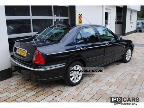 2001 rover 45 1 8 club sedan airco car photo and specs. Black Bedroom Furniture Sets. Home Design Ideas